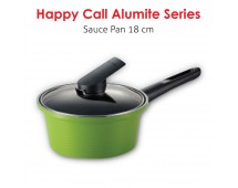 Happy Call Alumite Ceramic 18 cm Sauce Pan