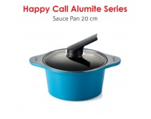 Happy Call Alumite Ceramic 20 cm Sauce Pan