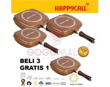 Happy Call Double Pan Jumbo (Promo 3+1)