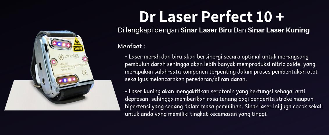 jam tangan dr laser