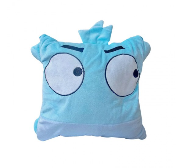 BALMUT GOOD SLEEP TRAVEL BLUE BIRD - Bantal Selimut