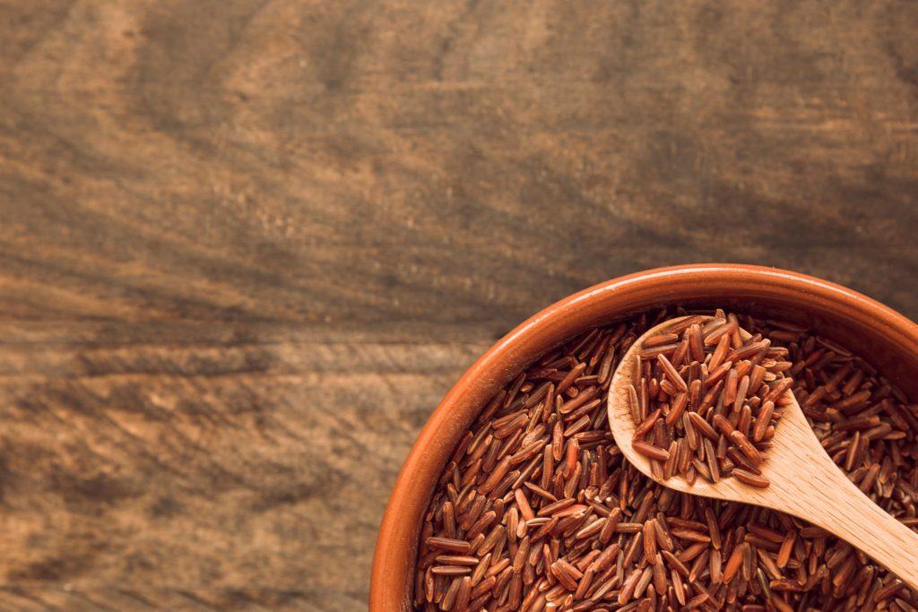 diet karbo - nasi merah