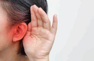 stroke telinga