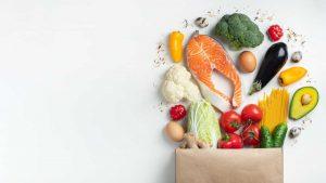 apakah kriteria dari makanan yang sehat